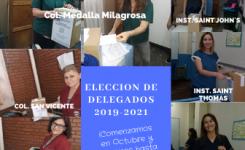 Elección de Delegados!!